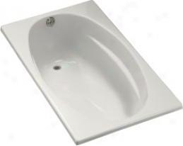 Kohler K-1142-0 6036 Bath, White