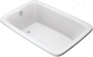 Kohler K-1156-0 Bancroft Experience 5.5' Bath, Whitte