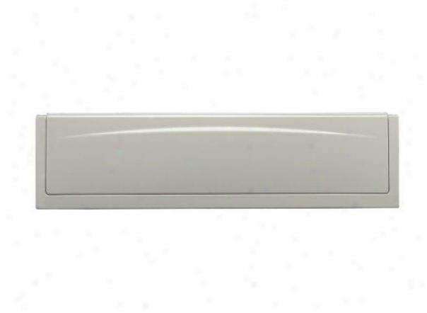 Kohler K-1283-95 Removable Apron, 6' X 18-1/2, Ice Grey