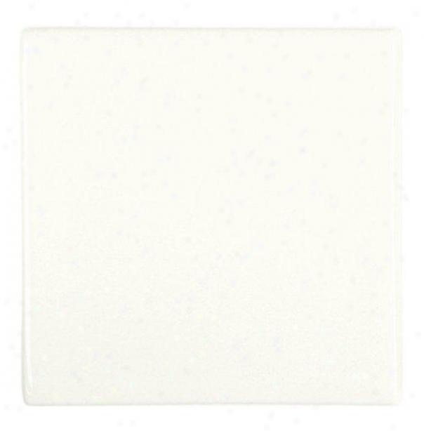 Kohler K-14200-0 Solid-color Surface Tike, 4-1/4 X 4-1/4, White