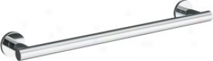 Kohler K-14452-cp Stillness 30 Towel Bar, Polished Chrome