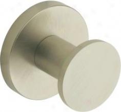 Kohler K-14458-bn Stillness Robe Hook, Vibrant Brushed Nickel