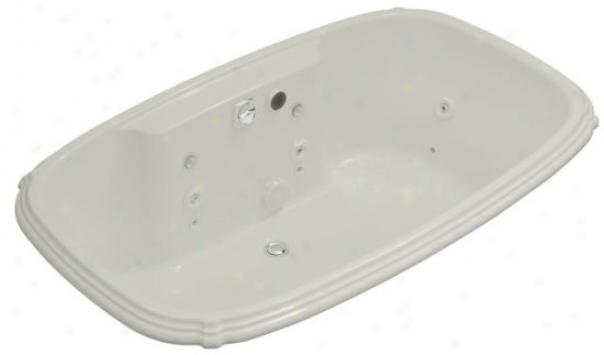Kohler K-1457-ah-95 Portrait 5.5' Whirlpool With Spa Experience, Ice Gr3y
