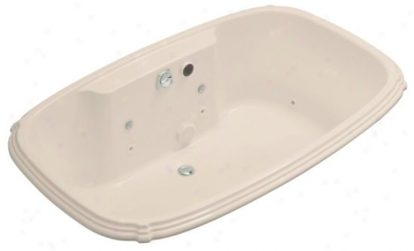 Kohler K-1457-ct-55 Portrai 5.5' Whirlpool With Relax Experience, Innocent Blush
