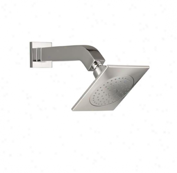 Kohler K-14681-sn Loure Showerhead, Arm And Flange, Vibrant Polished Nickel