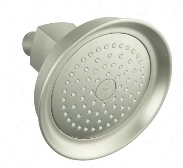 Kohler K-16244-af Margaux Single-function Showerhead, Vibrant French Gold