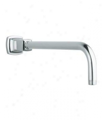 Kohler K-16279-cp Margaux Showerarm And Flange, Polisher Chrome