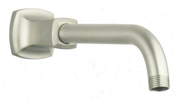 Kohler K-6280-bn Margaux Showerarm And Flange, Vibrant Brushed Nickei