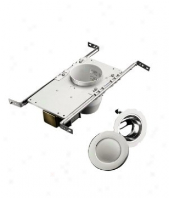 Kohler K-1665-g Shower Light, Brushed Chrome