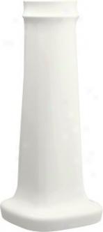 Kohler K-2346-0 Bancroft Peeestal, White