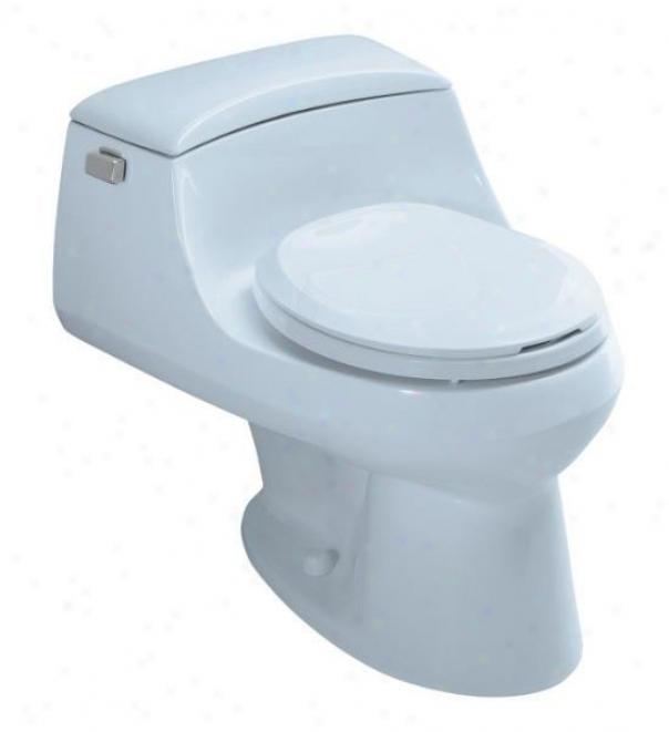 Kohler K-3467-6 San Rapharl One-piece Round-front Toilet, Skylight