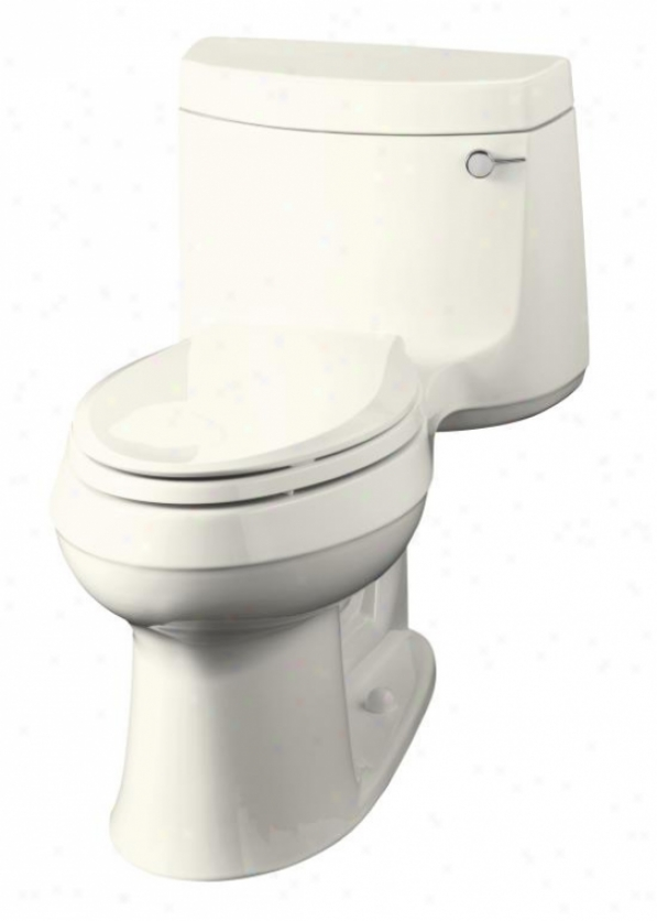 Kohler K-3489-ra-96 Cimarron Comfort Height Elongated Toilet With Cacjet Quiet-closse Quick-release T