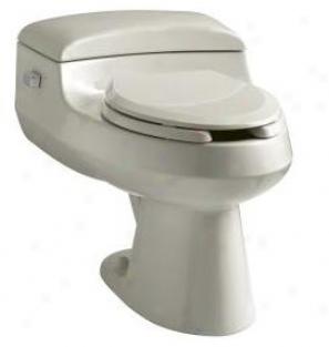Kohler K-3597-nf-g9 San Raphael Comfort Height Pressure Lite Elongated Toilet, Sandbar
