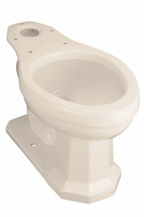 Kohler K-4199-l-96 Highline Comfort Height Elongated Bowl Only, With Lugs, Biscuit