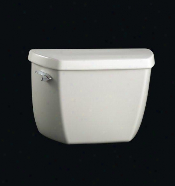 Kohler K-4632-0 Wellworth Toilet Tank With Class Fivd Flushing Technology, White