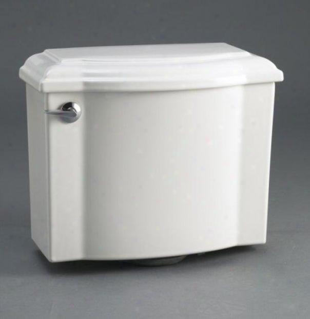 Kohler K-4708-0 Devonshire Toilet Tank, White