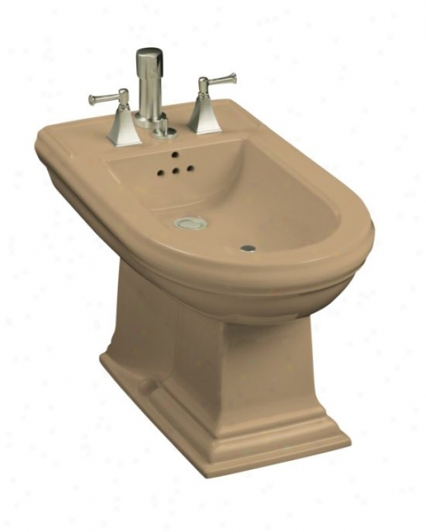 Kohler K 3466 Hw1 San Raphael One Piece Elongated Toilet