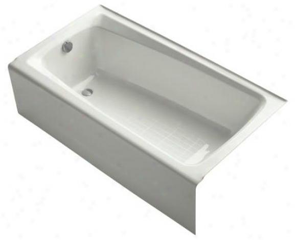 Kohler K-505-ny Mendota 5' Bath Attending Left-hand Make dry, Dune