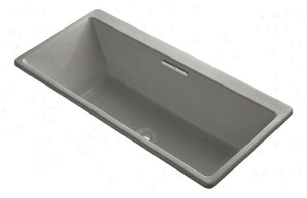 Kohler K-817-k4 Reve 5.5' Drop-in/undermount Bath, Cashmere