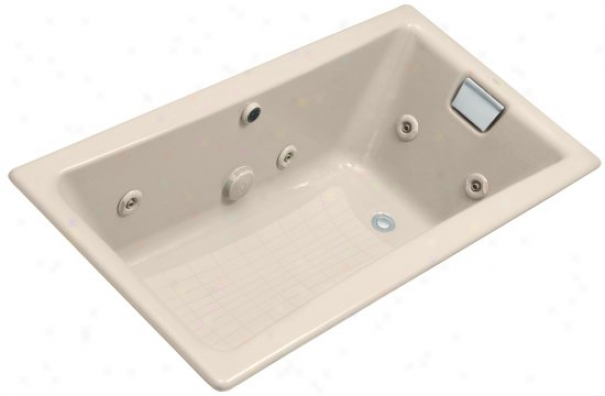 Kohler K-852-h2-55 Tea-for-two 5' Vortex, Innocent Redden