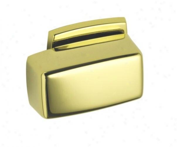 Kohler K-9453-af San Raphael Left-hand Trip Lever, French Gold