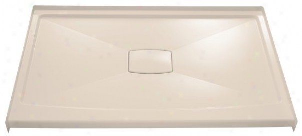 Kohler K-9479-55 Archer 60ã¢â'¬? X 36ã¢â'¬? Acrylic Shower Receptor, Innocent Blush
