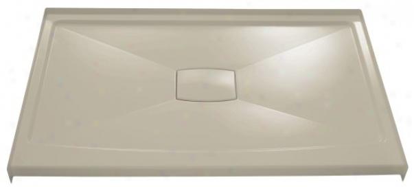 Kohler K-9479-g9 Archer 60ã¢â'¬? X 36ã¢â'¬? Acrylic Shower Receptor, Sandbar