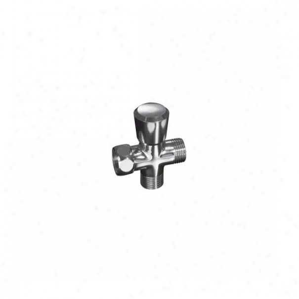 Kohler K-9662-cp Two-way Shower Arm Diverter Polished Chrome