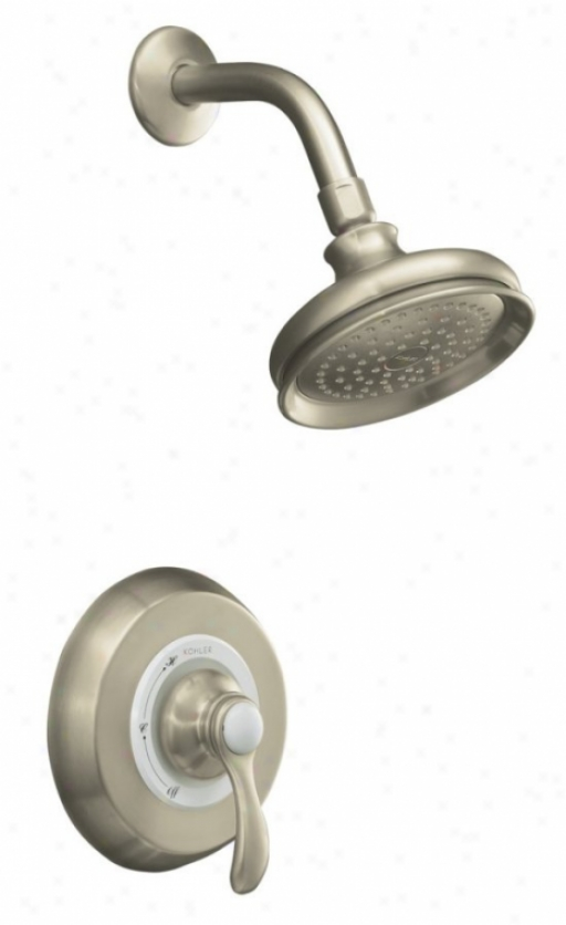 Kohler K-p12014-4-bn Fairfax Syower Trim, Vibrant Brushed Nickel