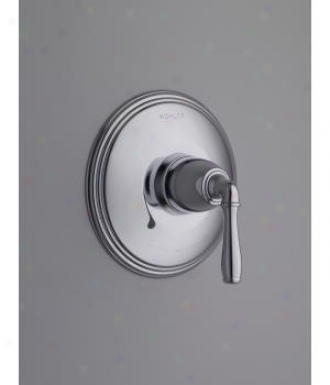 Kohler K-t10357-4-bn Devonshire Thermostatic Trim, Vibrant Brushed Nickel