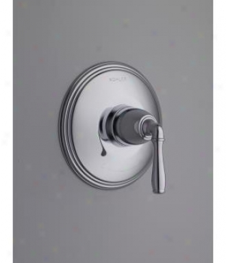 Kohler K-t10357-4-v Devonshire Thermostatic Trim, Vibrant Brushed Bronze