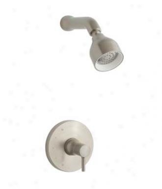 Kohler K-t8978-4-cp Toobi Shower Trim Less Diverter, Polished Chrome Nickel
