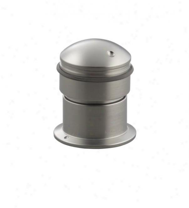 Kohler K-t9540-7-bn Bath- Or Deck-mount Transfer Valve/vacuum Breaker With Cylinder Treat, Vibrant