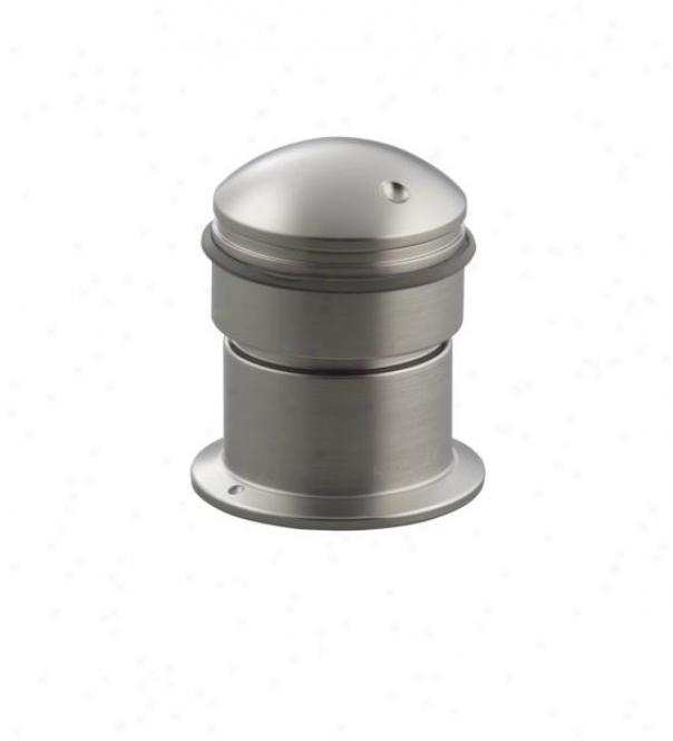 Kohler K-t9540-7-pb Bath Or Deck-mount Transfer Valve Trim/vacuum Breaker Trim With Cylinder Handle,
