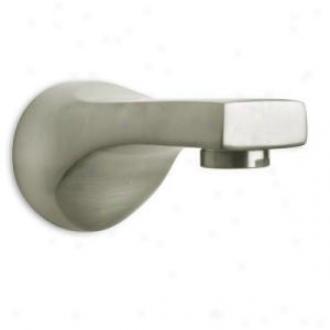 La Toscana 54pw430 Novello Bath Spout, Brushed Nickel