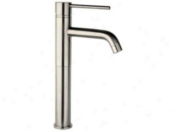 La Toscana 78cr211l Elba Single Handle Bathroom Faucet, Chrome