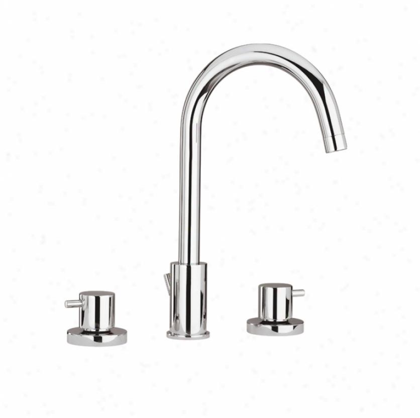 La Toscana 78cr214 Elba 8 Widespread Bath Faucet, Chrome
