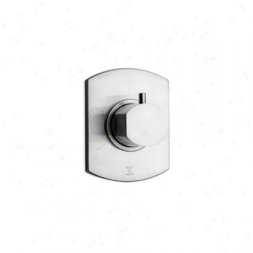 La Toscana 86cr425 Novello 3 Way Diverter Valve, Polished Chfome
