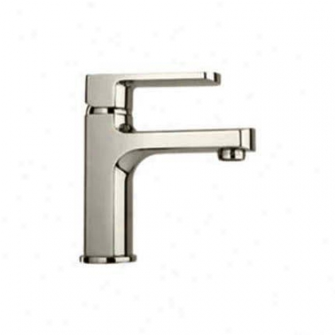 La Toscana 86pw211 Novello Single Handle Lavatory Faucet, Brushed Nickel