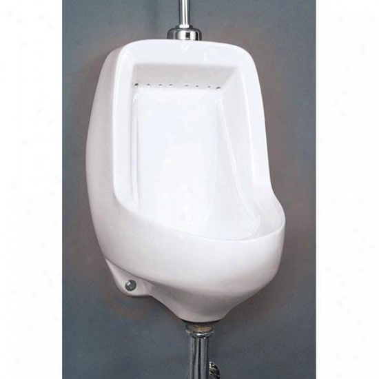 Mansfield 401 dAam Wash Down Urinal, Whit3
