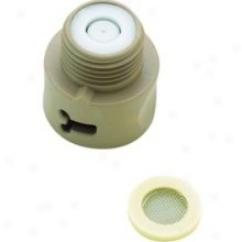 Moen 100444 Quarter Turn Connector & Screen Washer