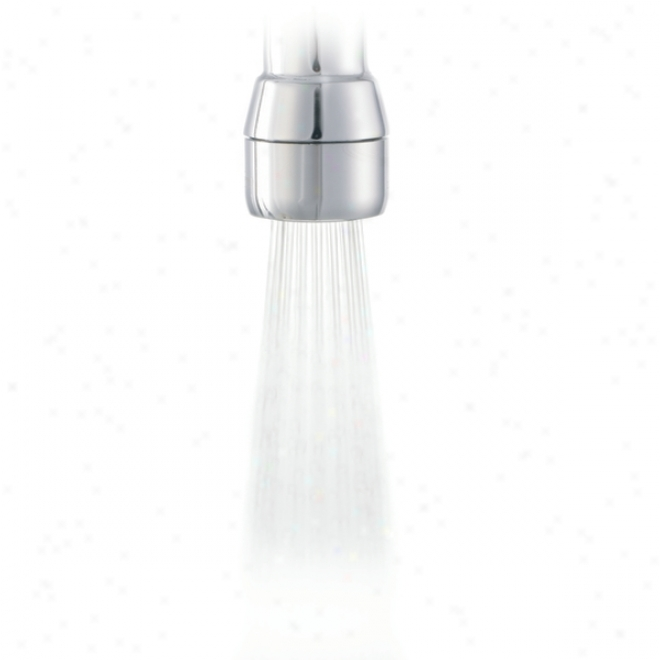 Moen Commercial 52602 Male Thread Aerator, Chrome