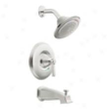 Moen Premium Ts3213 Rothbury Trim Kit For Moen Premiumtrol Tub/shower, Chrome