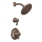 Moen Premium Ts3400orb Exacttemp 3/4 Shower Trim, Oil Rubbed Bronze