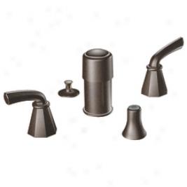 Moen Premium Ts445orb Felicity Bidet Faucet, Oil Rubbed Bronze