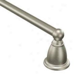 Moen Yb2224bn Brantford 24 Towel Bar, Brushed Nickel