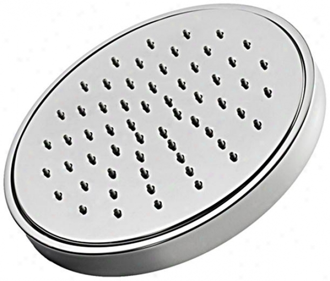 Newport Brass 2153/15 7-1/2 Inch Coontemporary Rainfall Shower Hear Only, Polished Nickel