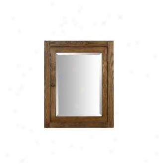 Pegasus Peg-294cm-2410 Palmetto Corner 24 Surface Mount Mirrored Corner Medicine Cabinet, Driftwood