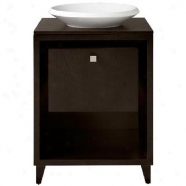 Porcher 86920-00.610 Equility 24 Vanity, Wenge