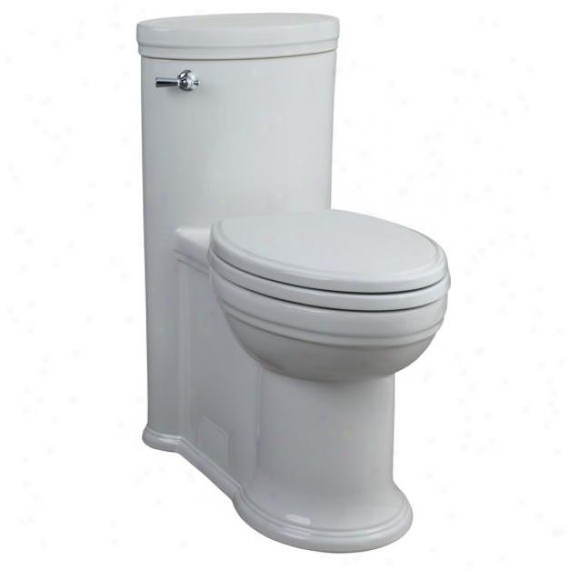 Porcher 97920-60.001 Porcherr 97920-60.001 Archibe Elongated One-piece Toilet, White
